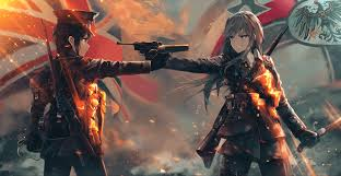 Battlefield 1 -Anime Art 60FPS-1080P ...