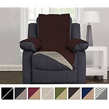 best sure fit sofa slipcovers new amazon sure fit soft suede waterproof wing chair slipcover than