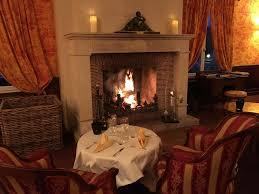 romantic getaway front of the fireplace manoir de la poterie honfleur