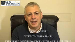 Confprofessioni Veneto incontra on. Andrea Causin (FI). L'intervista.  Mestre, 22 02 18 - YouTube