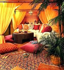 Indian Inspired Bedroom Design Decorating Ideas Magnificent Ethnic Living  Room Wall Paint Home Decor Awesome