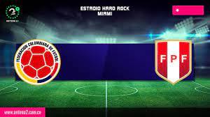 Colombia vs Perú EN VIVO 15/11/2019 ...