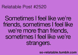 Relatable Quotes About Friends. QuotesGram