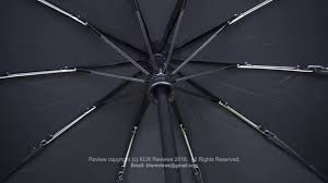 Review of Giwil folding <b>automatic umbrella</b> - YouTube