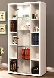ikea bookcase with doors bookshelves with glass doors ikea billy bookcase doors