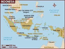 Map Of Indonesia Indonesia Map Map Of Indonesia Of