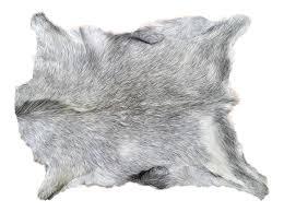 goat skin rugs