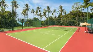 Post Tensioned Tennis Court Design Los Angeles Area Sport Court Construction And Renovation