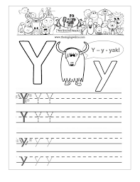 Free Kindergarten Writing Worksheets Learning To Write The ...