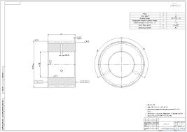 Курсовая работа по технологии машиностроения курсовое  Дипломный проект Разработка проекта участка механической обработки детали Сателлит