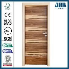 Latest Veneer Door Designs Hot Item Cheap Solid Oak Latest Veneer Door Designs Jhk F01