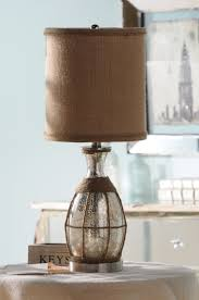NEED this for guestroom! glass rope table lamp #kirklands #eclecticelegance