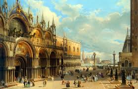 Image result for st. mark's and the doge's palace, venice