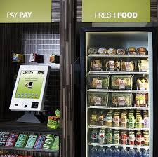Healthy Vending Machine Companies Delectable HealthyNosh Healthy Nosh Vending