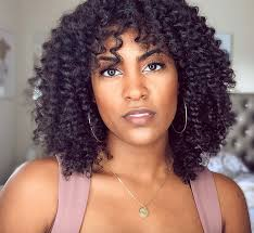 Curling afro haircut / popular curly hairstyles for black men stylendesigns / curly hair have the advantage to flaunt a range of stunning hairstyles, as is this mohawk afro url haircut, which became famous after odell beckham flaunted this haircut on several occasions. 43 Cute Natural Hairstyles That Are Easy To Do At Home Glamour