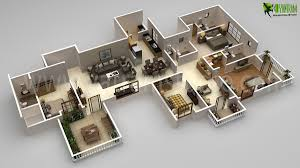 modern 3d floor plan design creator yantramstudio s portfolio on