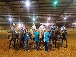 Calling Young Horse Lovers Join Bossier Parishs 4 H Horse Club