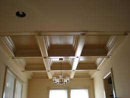 Small Picture Interior Design Interesting Coffered Ceiling Cost For Home