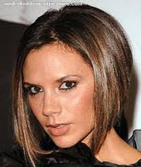 Long Bob Hairstyle 90 Stunning Posh Spice My Signature Haircut And How My Hair Is Now Except I'm