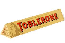 Image result for toblerone triangular