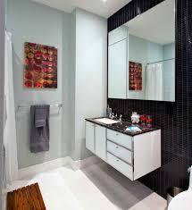 bathroom furniture design. Modern Rental Apartment Bathroom Furniture Design 25 Broad Financial District NYC S