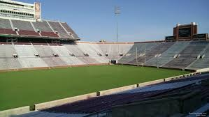 Oklahoma Memorial Stadium Section 32 Rateyourseats Com