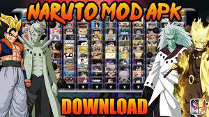 Naruto MOD APK - Bleach Vs Naruto 3.3 (Android) [DOWNLOAD] - YouTube