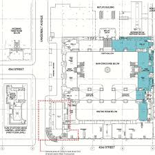 MTA Releases Renderings Floor Plans For Grand Central Apple Store Grand Central Terminal Floor Plan