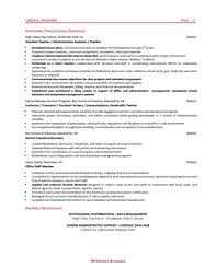 100 Police Officer Resume Template Free Police Officer