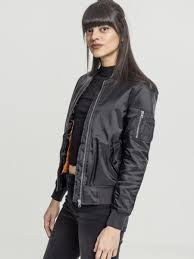 <b>Куртка Ladies</b> Basic Bomber <b>Jacket URBAN CLASSICS</b> 13576410 ...