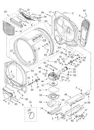 diagram kenmore dryer parts diagram printable kenmore dryer parts diagram medium size
