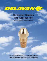 Oil Burner Nozzles And Accessories