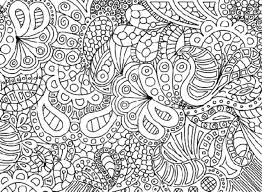 Small Picture Complex Design Coloring Pages glumme