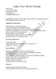 Welding Resume Objective Best of Welding Resume Objective Welder Resume Objective Fresh Long Haul