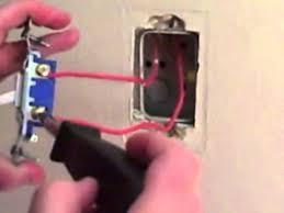 wiring a switch single pole switch conduit youtube A Single Pole Switch Wiring wiring a switch single pole switch conduit single pole switch wiring