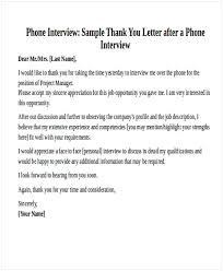 Thanks Letter After Phone Interview Residency Interview Thank You Letter Cycling Studio