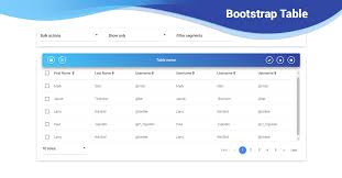 Data table design examples Template Bootstrap Table Examples Tutorial Basic Advanced Usage Material Design For Bootstrap Material Design For Bootstrap Bootstrap Table Examples Tutorial Basic Advanced Usage