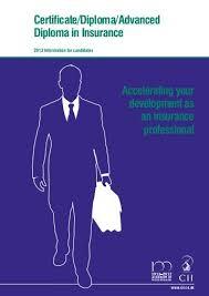diploma advanced diploma in general insurance and risk  certificate diploma advanced diploma in insurance accelerating