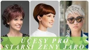 Krátké účesy Pro Jemné Vlasy 2018