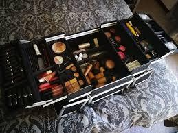 mac makeup kit and 2 brush sets