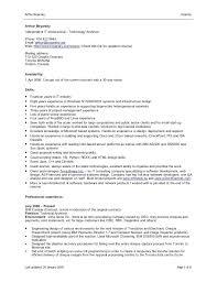 Full Resume Format Resume Sample Directory