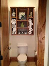 Small Picture Dad Built This Bathroom Shelf this would totally be a great