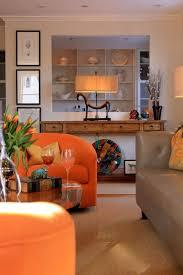 Orange Living Room 1000 Images About Decoracia3n On Pinterest Orange Sofa Bedding