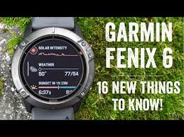 Garmin Golf Watch Comparison Chart 2018 Garmin Fenix 6 Series In Depth Review Dc Rainmaker