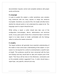 Hard Copy Of Report Writing