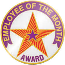 Employee Of The Month Award Employee Of The Month Award Pin