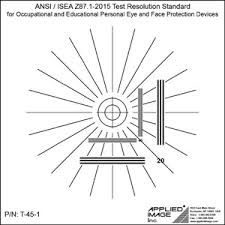 Applied Image Announcing The New T 45 Ansi Isea Z87 1 2015