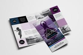 Tri Fold Samples 005 Free Church Flyer Templates Download Tri Fold Brochure