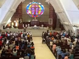 participar en la misa dominical