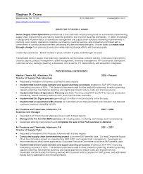 Stunning Supply Planner Resume Ideas - Simple resume Office .